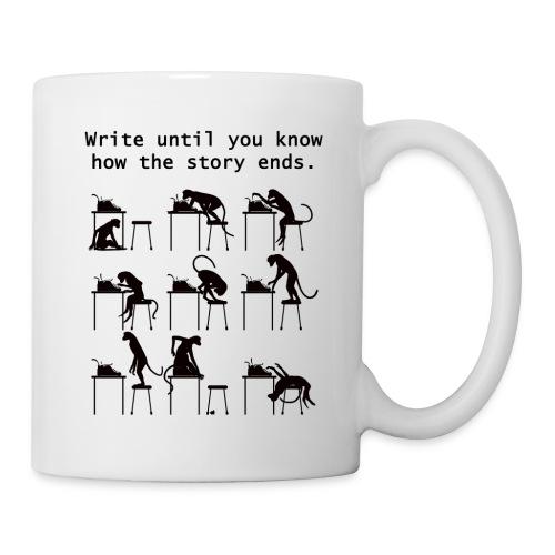 Write Until You Know - Coffee/Tea Mug