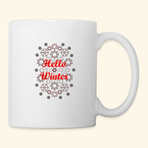 Hello Winter - Coffee/Tea Mug