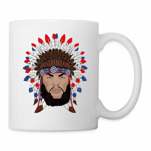 Dane Calloway American Indian Logo - Coffee/Tea Mug