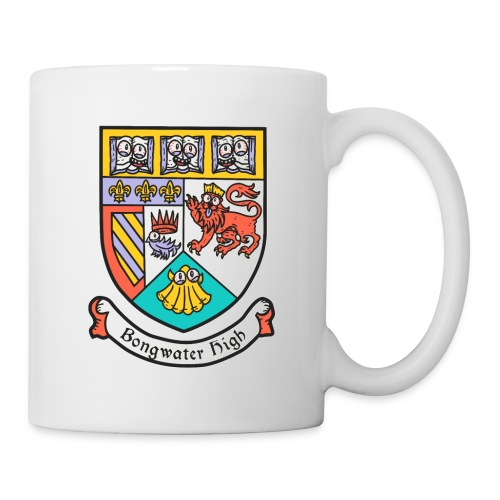 Bongwater High Mug - Coffee/Tea Mug