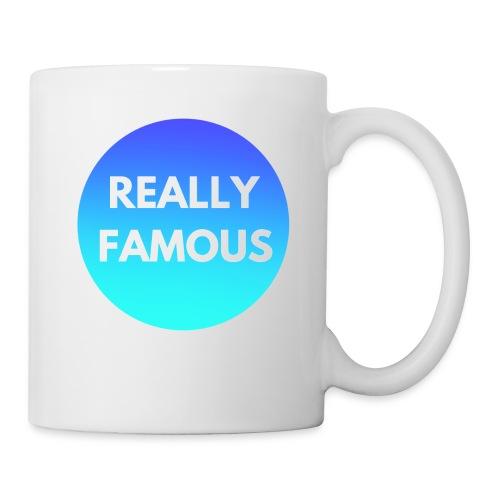 Really Famous Logo - Coffee/Tea Mug