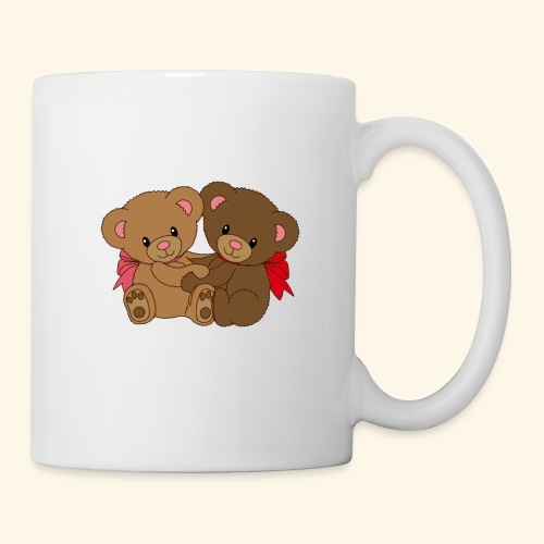 Bears Hugging - Coffee/Tea Mug