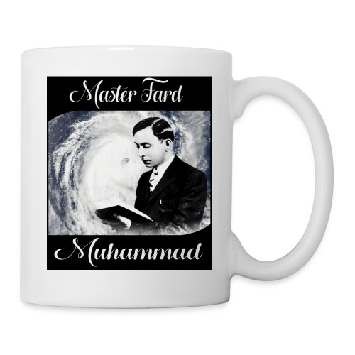 Master Fard Muhammad Hurricane Classic - Coffee/Tea Mug