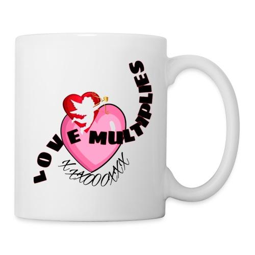 Love multiplies - Coffee/Tea Mug