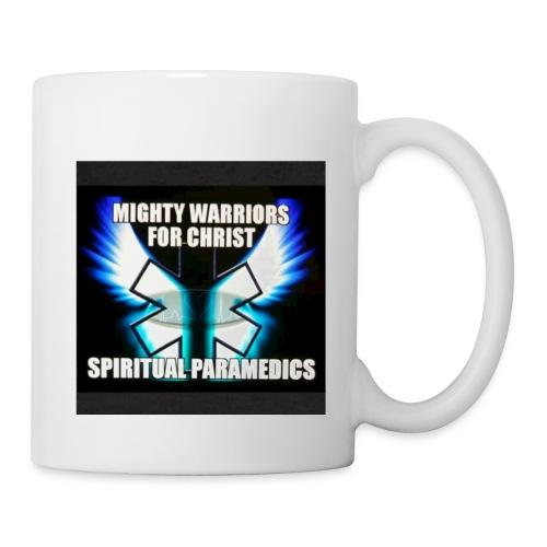 MightyWarrior PrayAnytime White - Coffee/Tea Mug