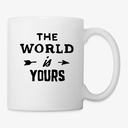 the world - Coffee/Tea Mug