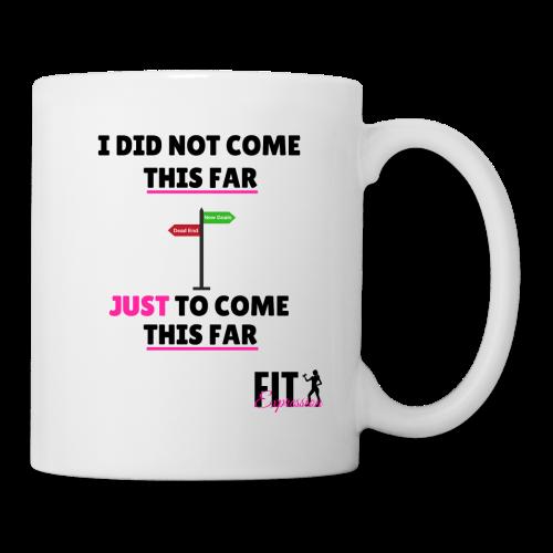 this far tank - Coffee/Tea Mug