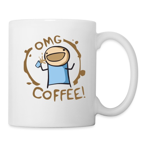 OMG COFFEE - Coffee/Tea Mug