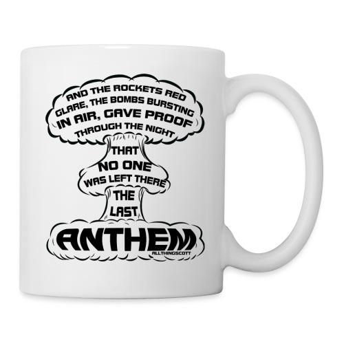20170322 the last anthem 001 - Coffee/Tea Mug
