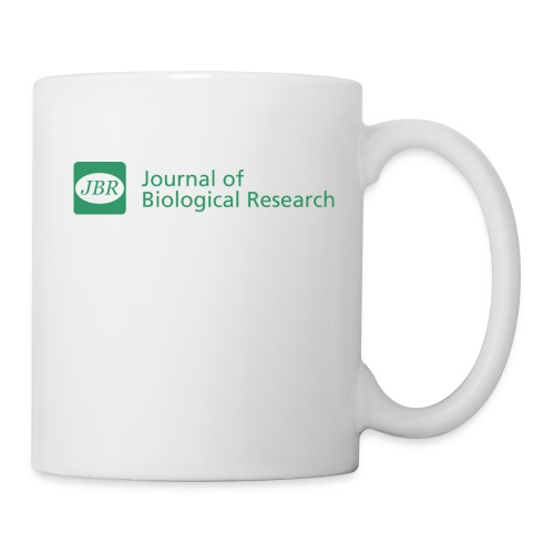Journal of Biological Research 300 png - Coffee/Tea Mug