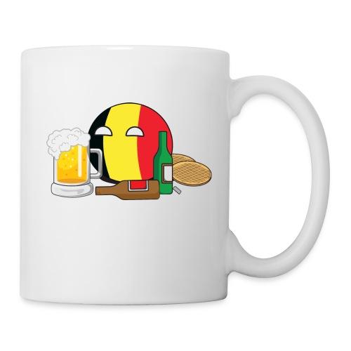 BelgiumBall I - Coffee/Tea Mug