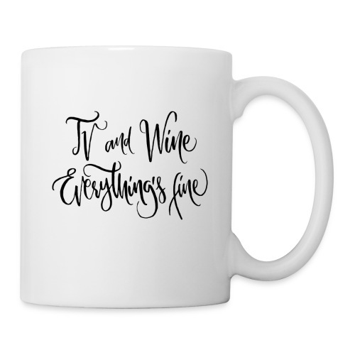 tvandwine - Coffee/Tea Mug