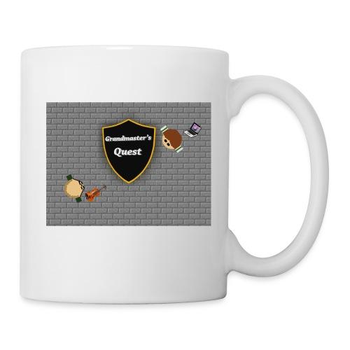 grandmasterquest jpg - Coffee/Tea Mug