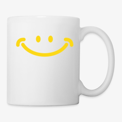 Happy Mug - Coffee/Tea Mug