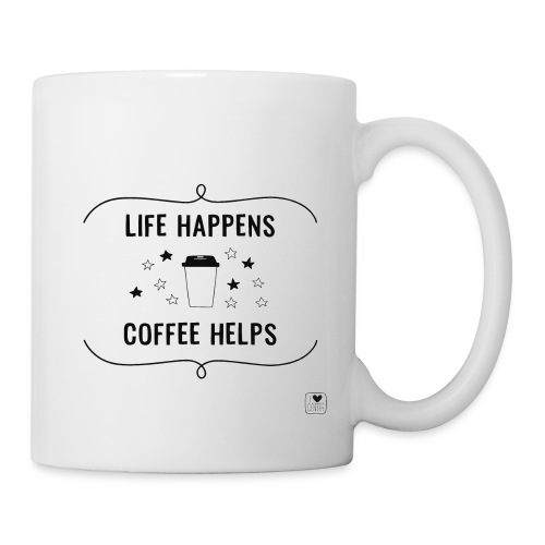 coffeehelps jpg - Coffee/Tea Mug
