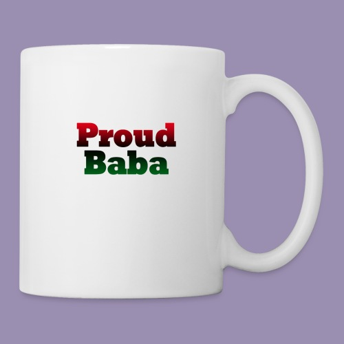 Proud Baba-RBG - Coffee/Tea Mug