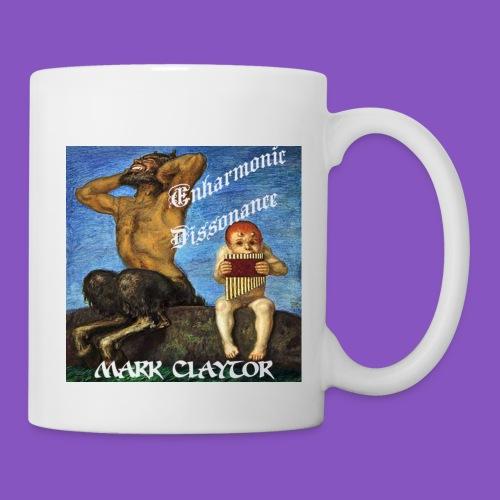 Enharmonic Dissonance copy2 jpg - Coffee/Tea Mug