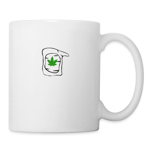 LEAF FACE - Coffee/Tea Mug