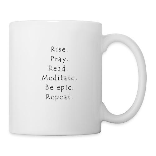 Rise... - Coffee/Tea Mug