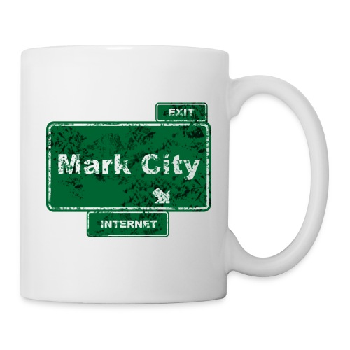 Mark City - Coffee/Tea Mug