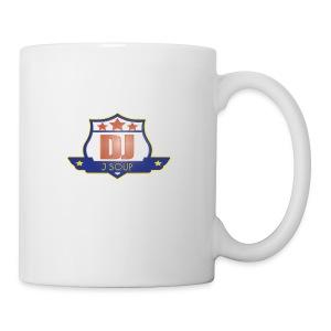 DJ_J_Soup_Blue - Coffee/Tea Mug