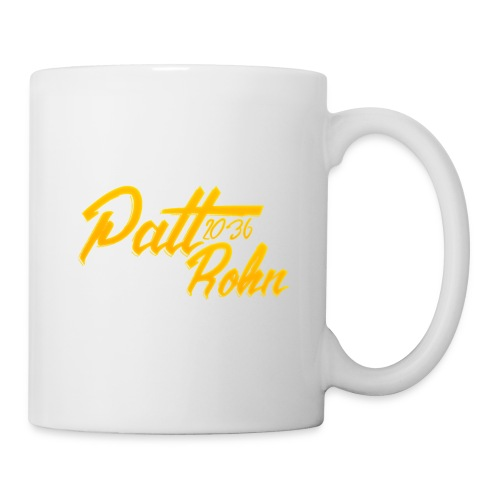 Patt Rohn 2036 Golden - Coffee/Tea Mug