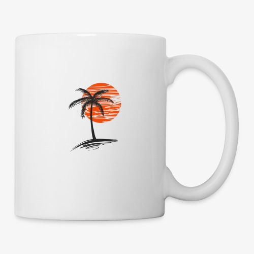 Palm Tree Original - Coffee/Tea Mug