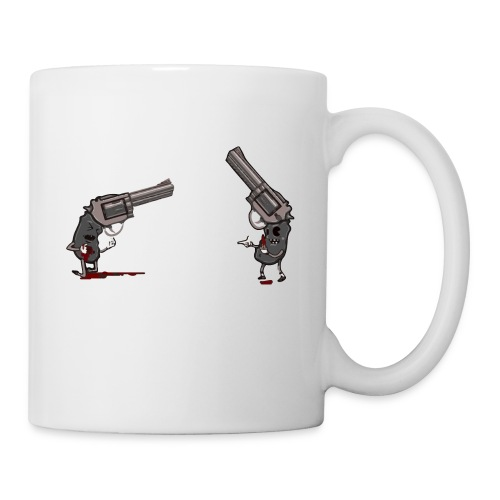 Guns - Coffee/Tea Mug