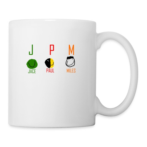 JPM merch logo 1 - Coffee/Tea Mug