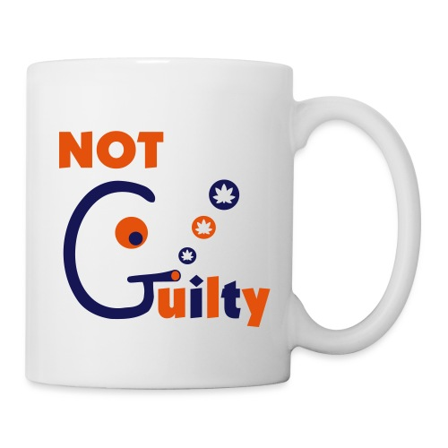 Not Guilty - Coffee/Tea Mug