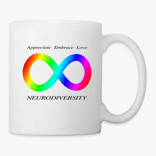 Embrace Neurodiversity - Coffee/Tea Mug