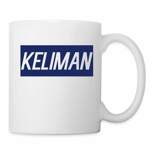 KeliMan Logo V1 - Coffee/Tea Mug