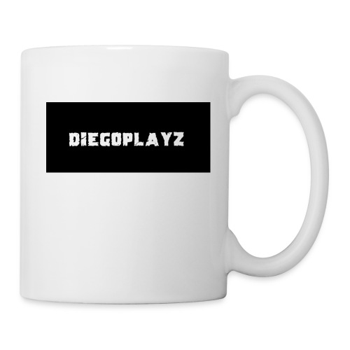DIEGOPLAYZ - Coffee/Tea Mug