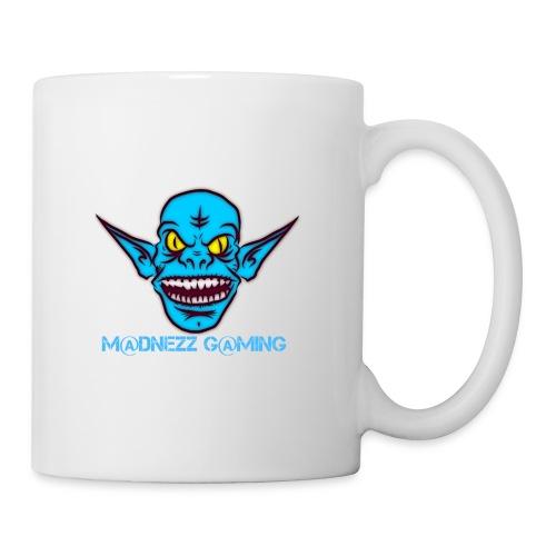 Madnezz Gaming Logo - Coffee/Tea Mug