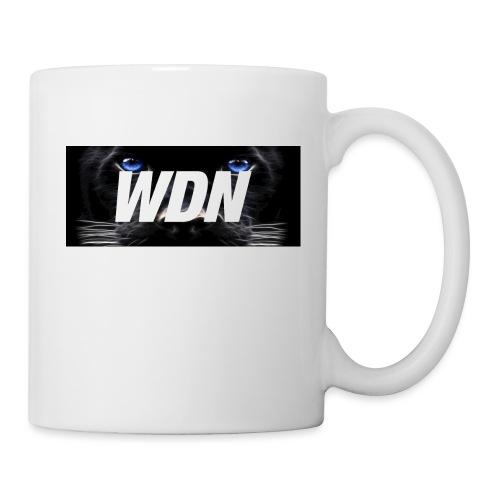 WDN black - Coffee/Tea Mug