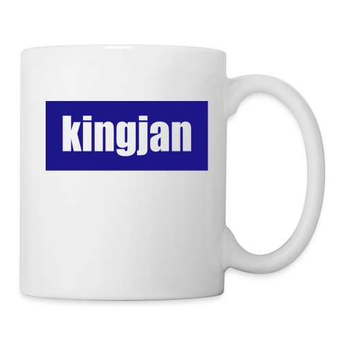 kingjan merch logo - Coffee/Tea Mug