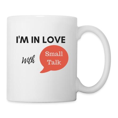 How To Fall In Love With Small Talk Merch - Coffee/Tea Mug