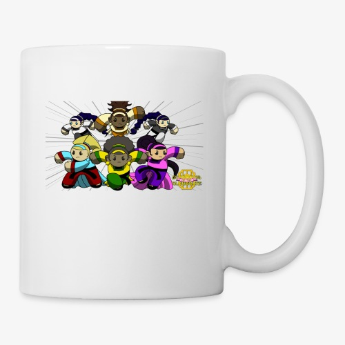 The Guardians of the Cloudgate w/ Logo - Coffee/Tea Mug