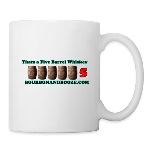 5Barrel - Coffee/Tea Mug