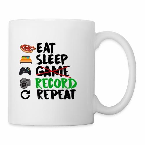 YouTube Cycle - Coffee/Tea Mug