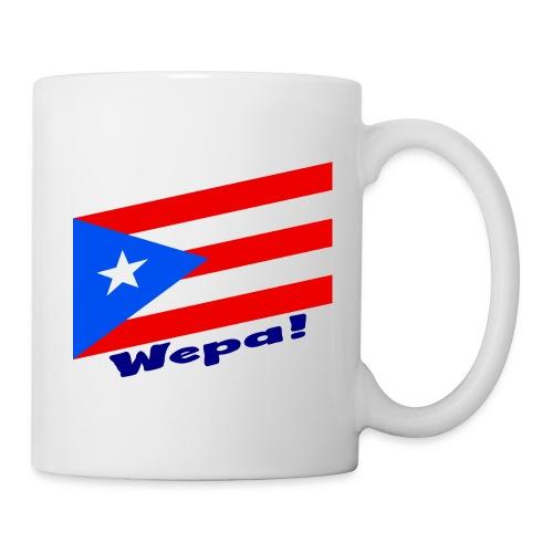 Puerto Rico - Wepa! - Coffee/Tea Mug