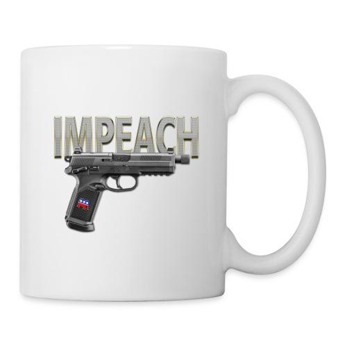 IMPEACH 45 - Coffee/Tea Mug