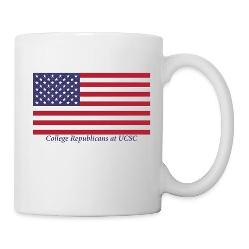 America First UCSC - Coffee/Tea Mug