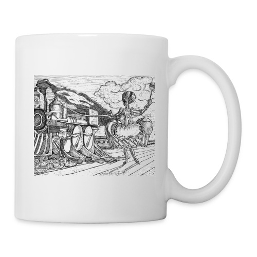 Fantasy train - Coffee/Tea Mug