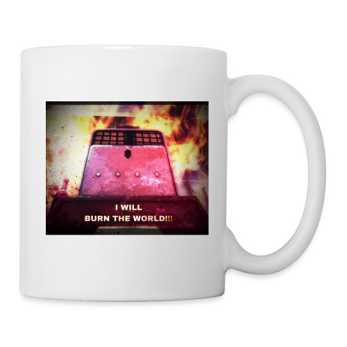 Burn the world - Coffee/Tea Mug