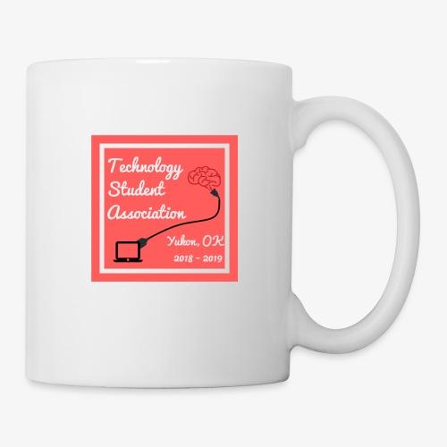 Technology Student Association - Yukon, OK | 2018 - Coffee/Tea Mug