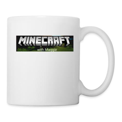MinecraftWithMaggie - Coffee/Tea Mug