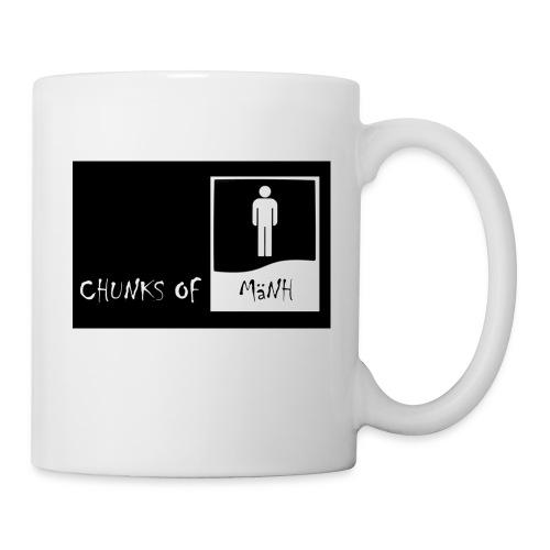 chunks of manh - Coffee/Tea Mug