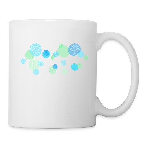 Welcome To My Show - classic and cool white text - Coffee/Tea Mug