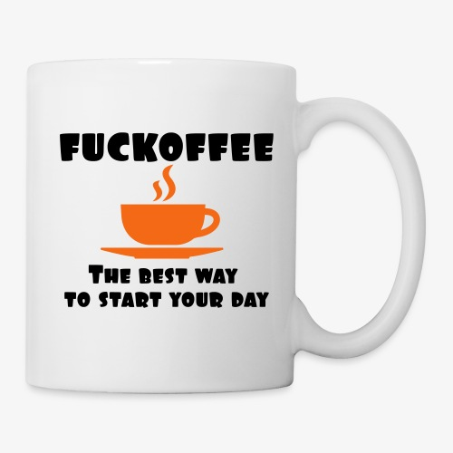 Fuckoffee - Coffee/Tea Mug